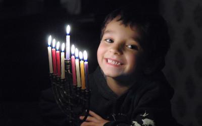 חנוכה – אור גדול מאיר הכל