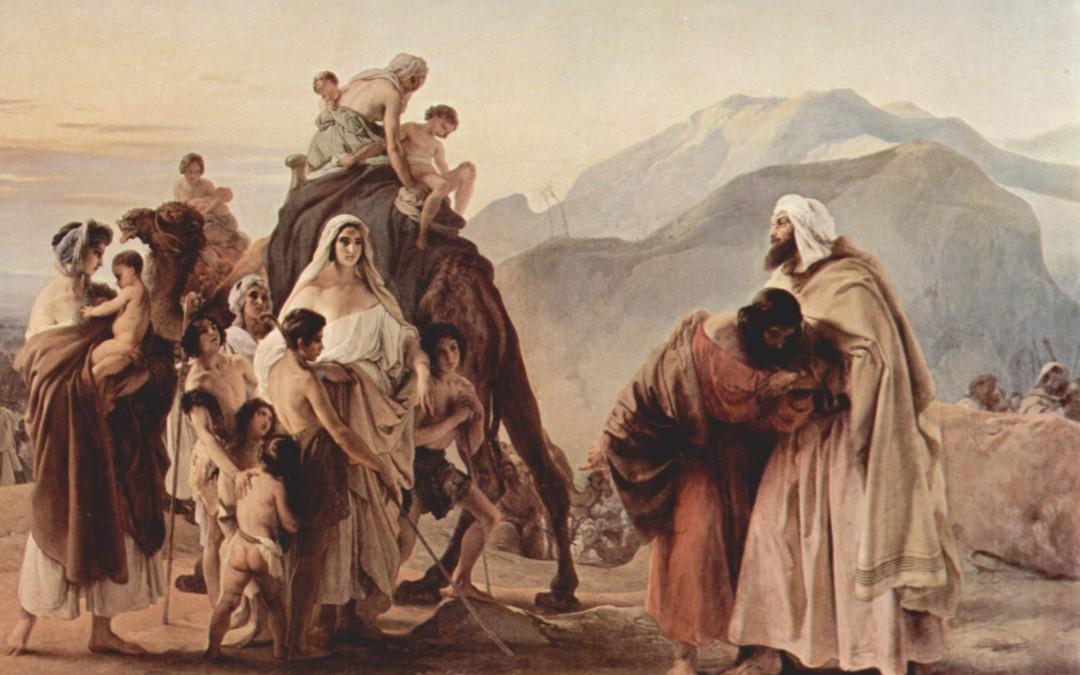 פרשת השבוע- ויחי, ספר בראשית