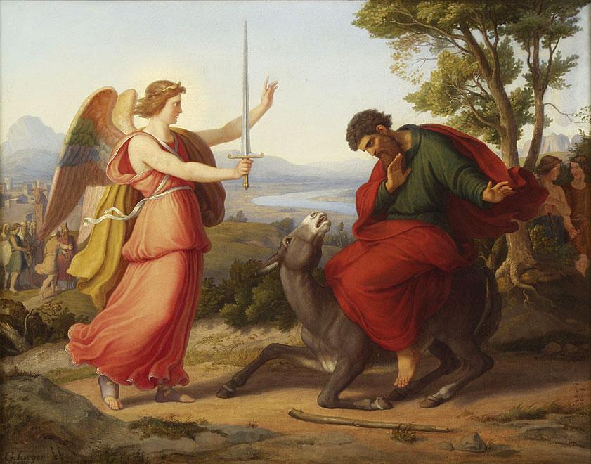 פרשת השבוע – פרשת בלק, ספר במדבר