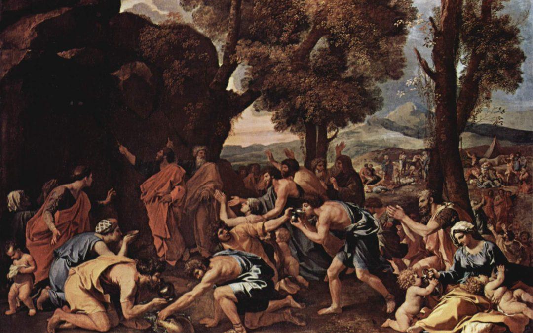 פרשת השבוע – פרשת חוקת, ספר במדבר