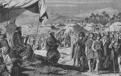פרשת השבוע – פרשת מסעי, ספר במדבר